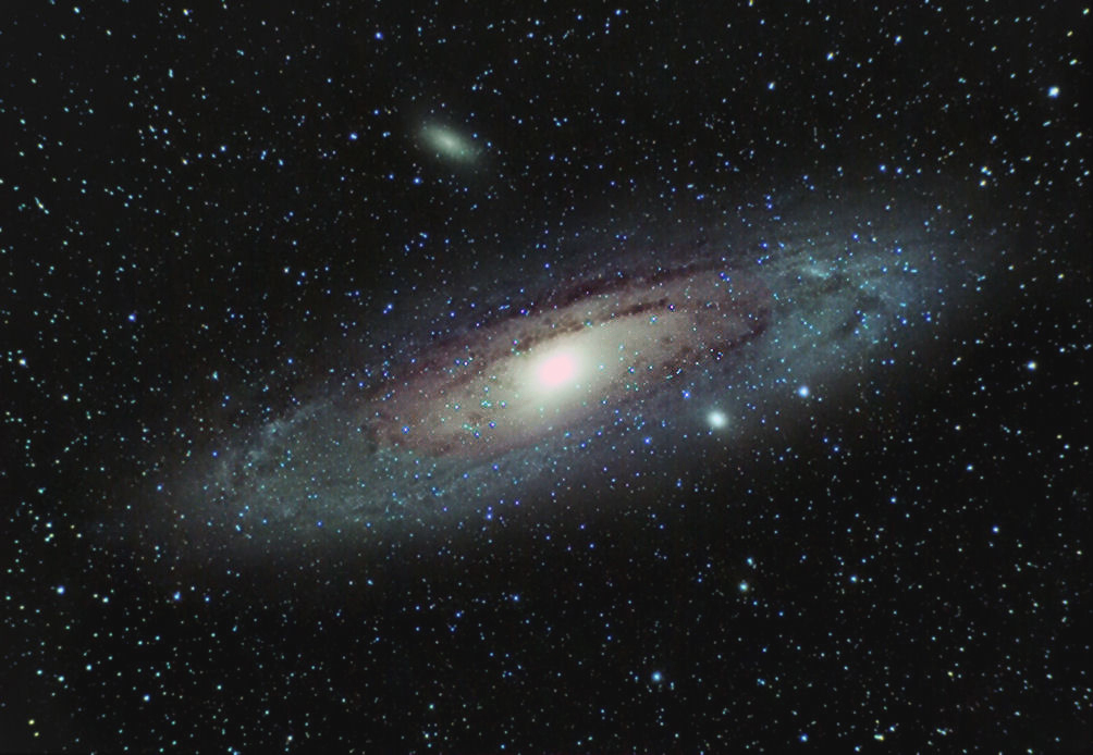 M31  92 minutes  9 5 10 shp